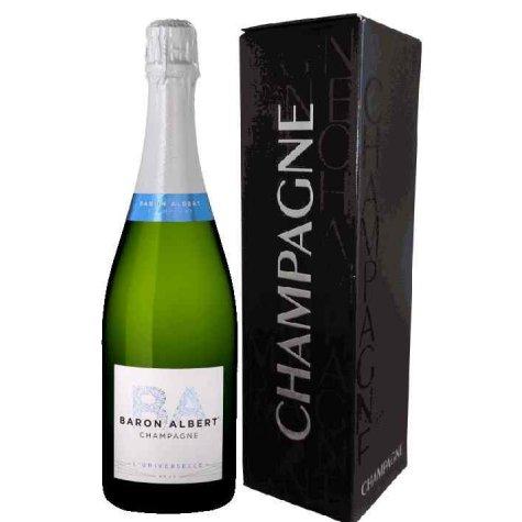 Baron Albert L'Universelle dans son étui Champagne Baron-Albert - 1