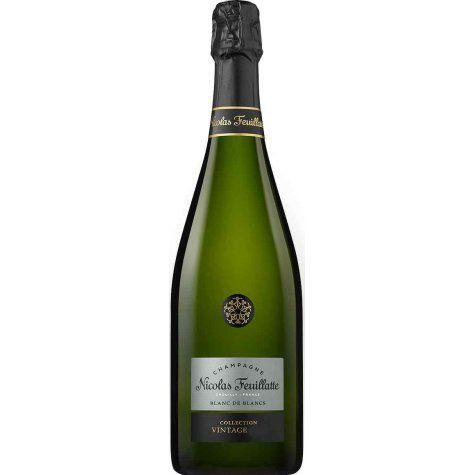 champagne Nicolas Feuillatte vintage blanc de blancs 2012