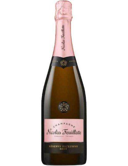 champagne nicolas feuillatte rosé exclusive