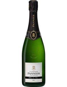 champagne PANNIER BLANC DE NOIR 2014 BRUT