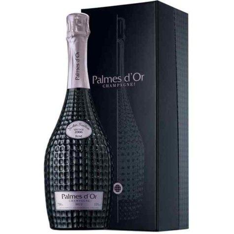 Nicolas Feuillatte Palmes d'or rosé vintage dans son coffret Champagne Nicolas Feuillatte - 3