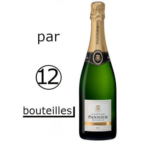 Brut selection Pannier par 12