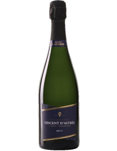 Champagne Vincent d'Astrée Brut 1 premier cru Champagne Vincent d'Astré - 1