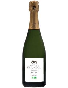 Champagne bio cuvée prestige Christophe Lefèvre Champagne Lefèvre biologique - 2