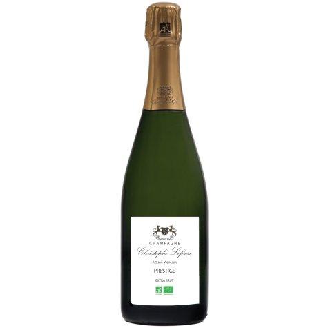 Champagne prestige Lefèvre Bio