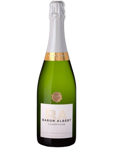 Baron Albert millésime 2014 la Préférence Champagne Baron-Albert - 1
