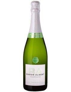 Demi-sec La Préférence millésime 2014 champagne Baron Albert Champagne Baron-Albert - 1
