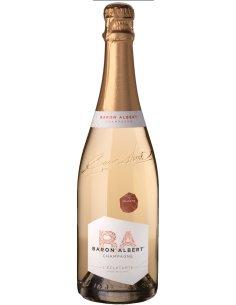 Cuvée l'Éclatante millésime 2012 Blanc de Blancs Baron Albert Champagne Baron-Albert - 1