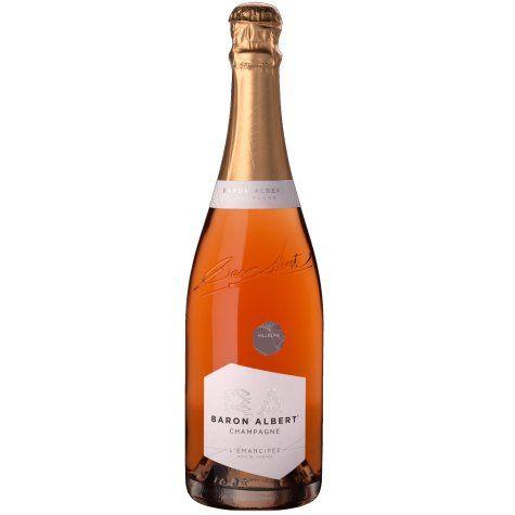 Baron Albert cuvée l'Émancipée rosé de saignée Champagne Baron-Albert - 1