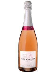 L'Enchanteresse rosé champagne Baron Albert Champagne Baron-Albert - 1