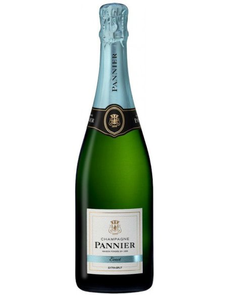 Extra Brut Champagne Pannier