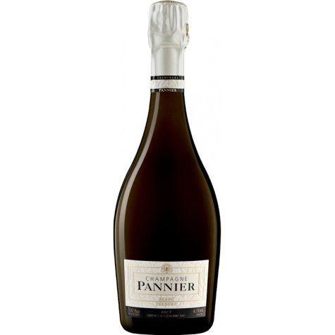 Champagne Blanc Velours Pannier