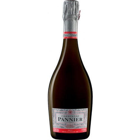 Champagne Pannier rubis velours