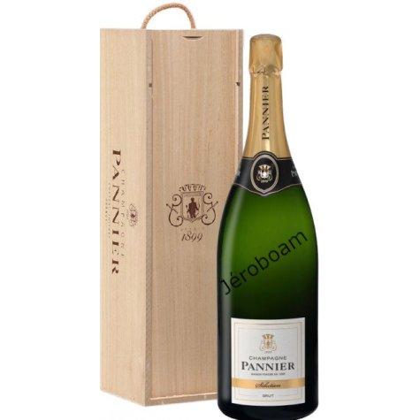 Champagne Pannier Brut Sélection jeroboam