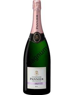Magnum champagne rosé Pannier