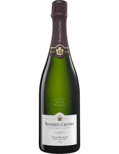 Champagne Beaumont des Crayères Fleur Blanche