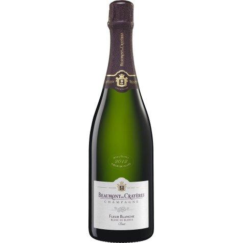Champagne Beaumont des Crayères Fleur Blanche Champagne Beaumont des Crayères - 1