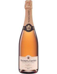 Grand rosé Beaumont des Crayeres