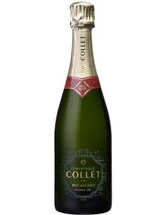 Champagne collet art déco premier cru
