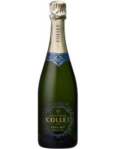 Champagne Collet extra brut 1er cru Champagne Collet - 1
