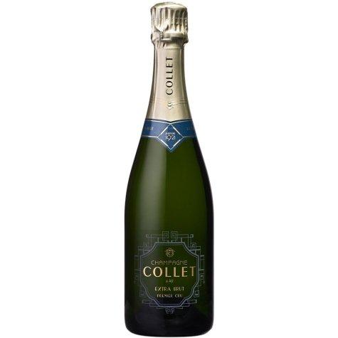 Champagne Collet Extra Brut 1er cru