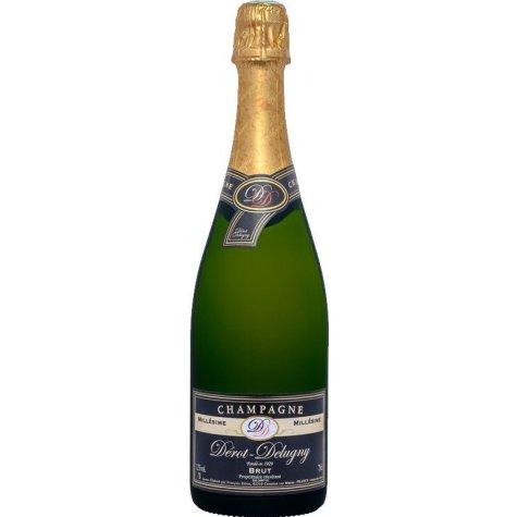 Champagne Millésime 2009 Dérot Delugny