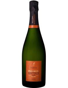 Champagne brut réserve olivier et Laëtitia Marteaux Champagne Olivier et Laetitia Marteaux - 1