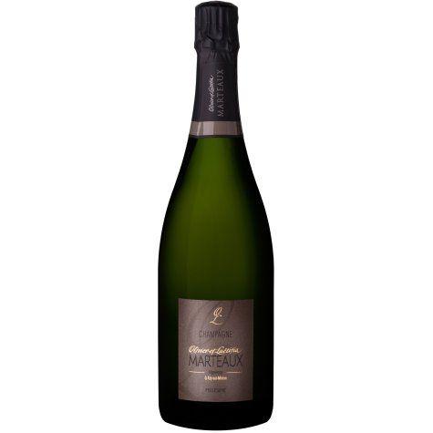 Champagne olivier et Laétitia Marteaux