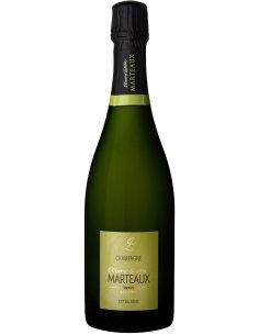 Champagne Olivier et Laëtitia Marteaux extra brut Champagne Olivier et Laetitia Marteaux - 1