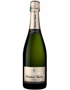 Champagne brut Naudé tradition Champagne Naudé - 1