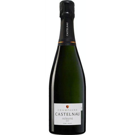 Champagne millésime Castelnau