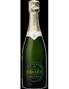 Champagne Collet Blanc de Blancs 1er cru Champagne Collet - 1