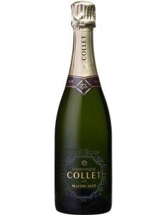 Champagne Collet Brut millésime 2008