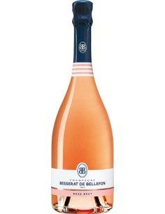 Champagne Besserat De Bellefon Rosé Brut Champagne Besserat De Bellefon - 1