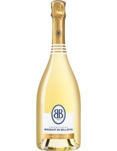 Champagne Besserat De Bellefon Blanc de Blancs Champagne Besserat De Bellefon - 1