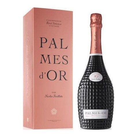 Palme d'Or Nicolas Feuillatte rosé