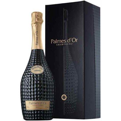 Nicolas Feuillatte Palmes d'or vintage 2006 coffret Champagne Nicolas Feuillatte - 1