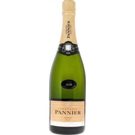 CHAMPAGNE PANNIER MILLESIME 2008 BRUT Champagne Pannier - 1