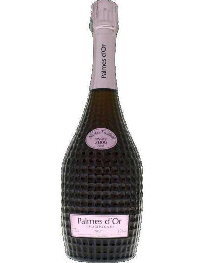 Nicolas Feuillatte Palme d'Or rosé vintage 2005 Champagne Nicolas Feuillatte - 1