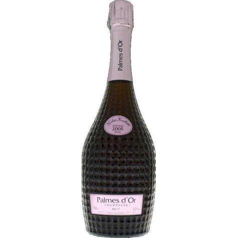 champagne nicolas feuillatte palme d'or rosé 2006