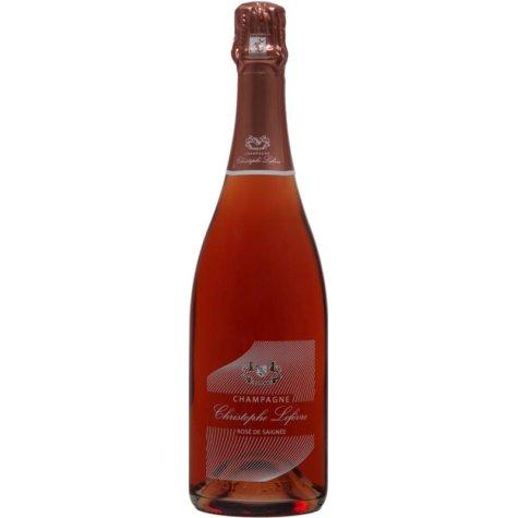 Champagne bio rosé de saignée Christophe Lefèvre Champagne Lefèvre biologique - 1