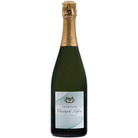 Champagne Bio réserve Christophe Lefèvre Champagne Lefèvre biologique - 1