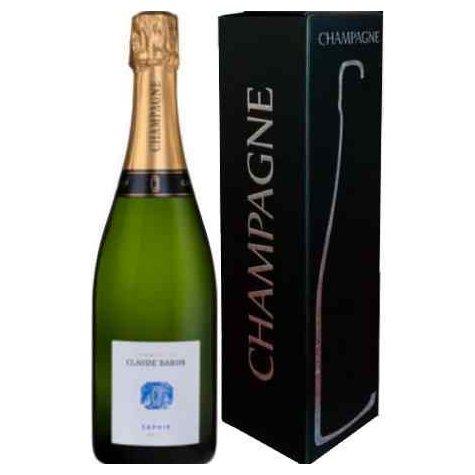 Brut Claude Baron dans son étui Champagne Claude-Baron - 1