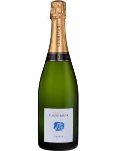 Brut Claude Baron cuvée Saphir Champagne Claude-Baron - 1