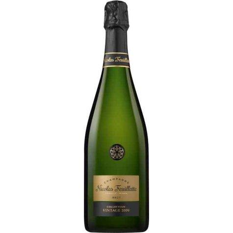 champagne Nicolas Feuillatte vintage millésime 2009