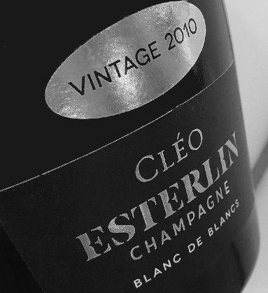 Esterlin vintage 2010 Cléo