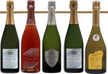 Gamme Champagne Bio