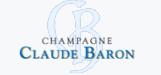 Logo champagne claude baron